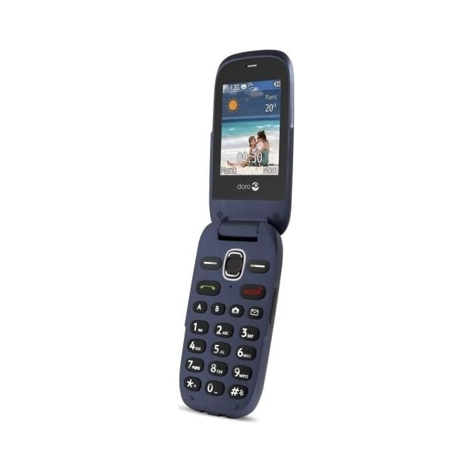 Doro PhoneEasy 632, Black