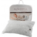 Dreamland 16080 Relaxwell Heated Comfy Cushion, White Fur