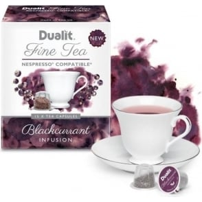 Blackcurrant Infusion Fine Tea Capsules
