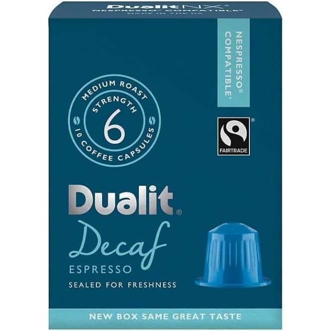 Dualit Decaf Espresso NX Capsules