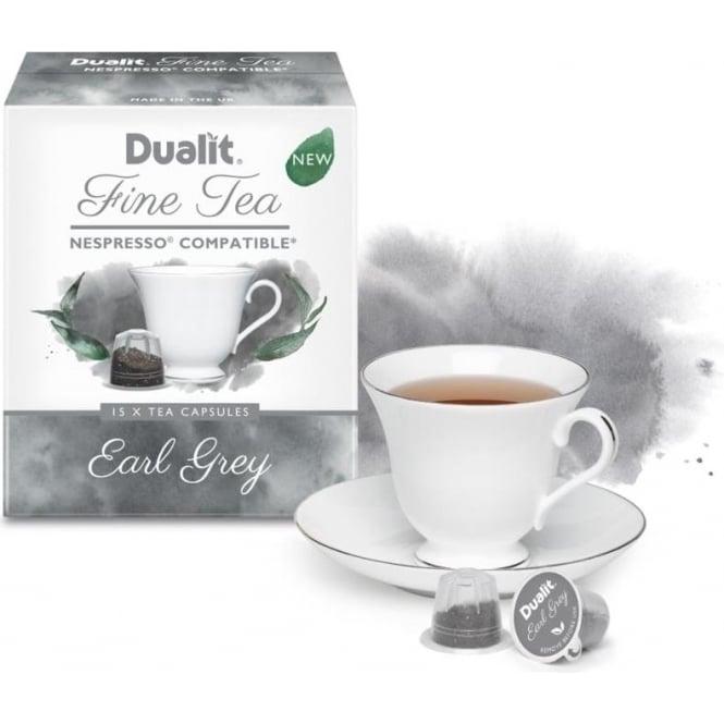 Dualit Earl Grey Fine Tea Capsules