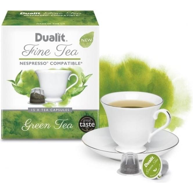 Dualit Green Tea Fine Tea Capsules