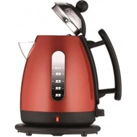 Jug Kettle, Metallic Red