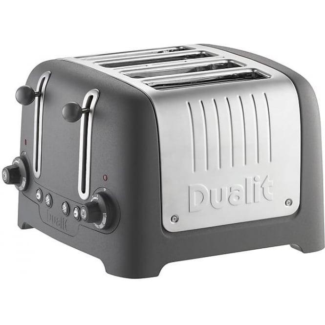 Dualit Lite 4 Slice Toaster, Granite