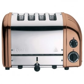 NewGen Classic 4 Slice Toaster, Copper