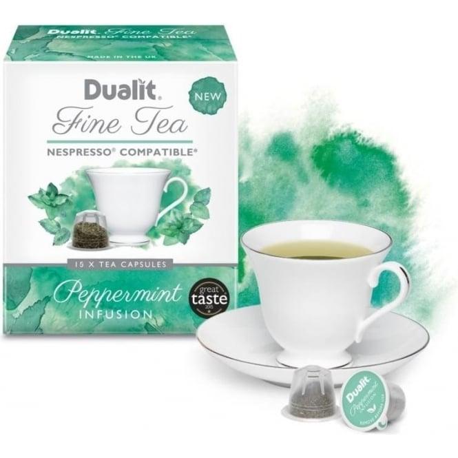 Dualit Peppermint Infusion Fine Tea Capsules