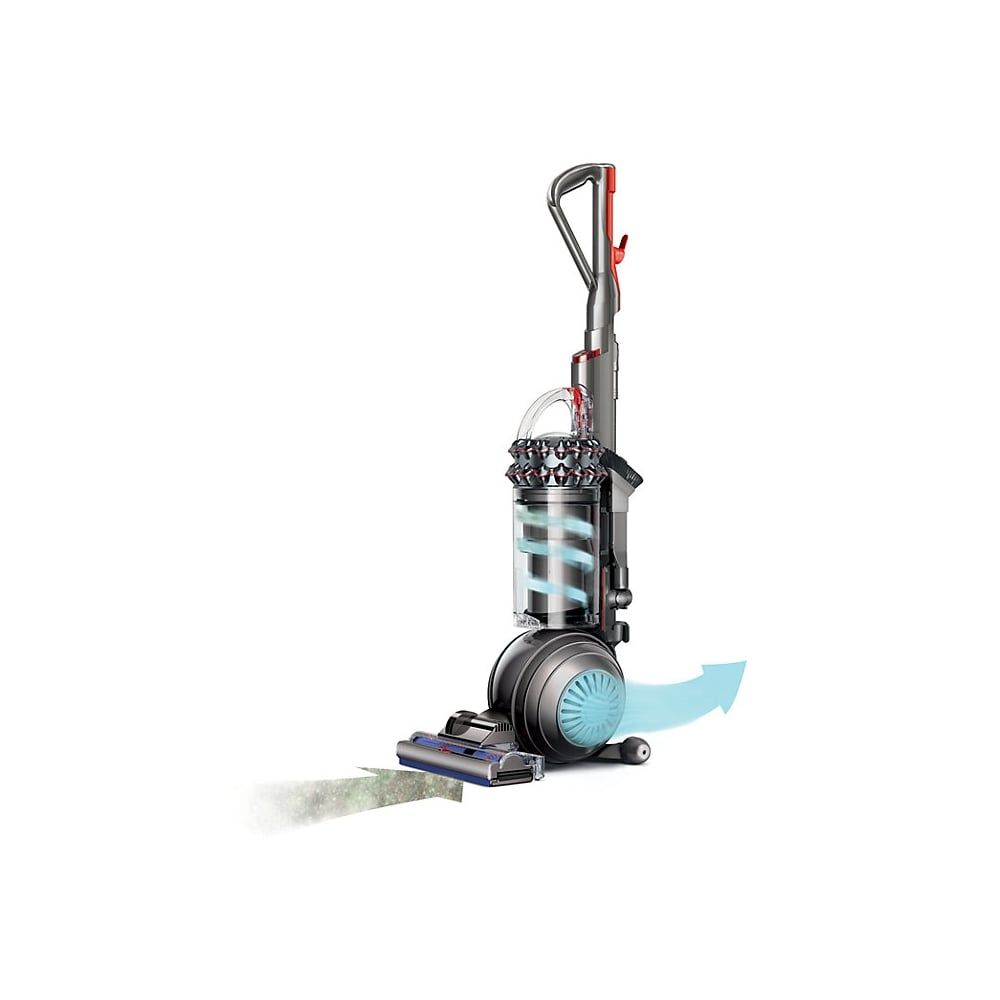 dyson dc75 cinetic big ball animal upright vacuum cleaner dyson from uk. Black Bedroom Furniture Sets. Home Design Ideas