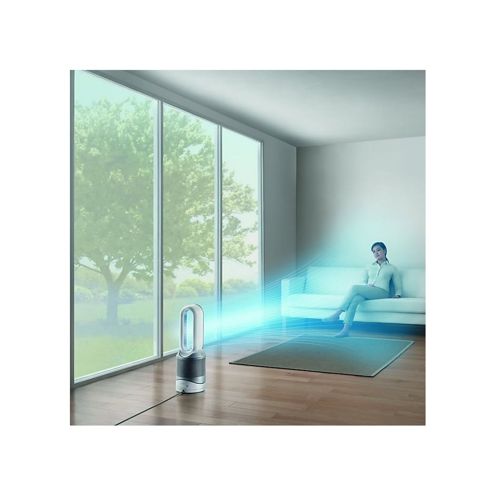 dyson hp02 pure hot cool link fan heater air purifier. Black Bedroom Furniture Sets. Home Design Ideas