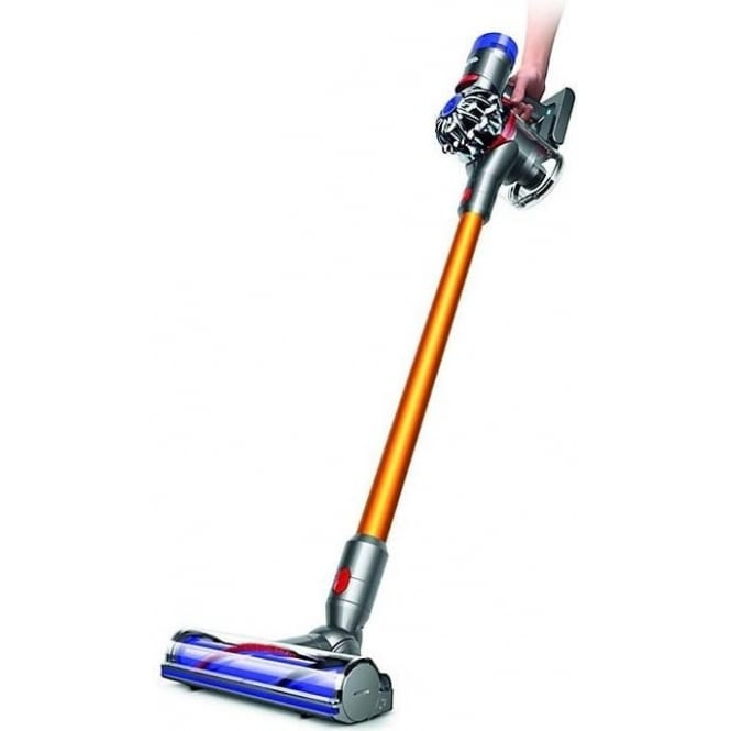 dyson v8 absolute cordless vacuum cleaner home appliances from uk. Black Bedroom Furniture Sets. Home Design Ideas