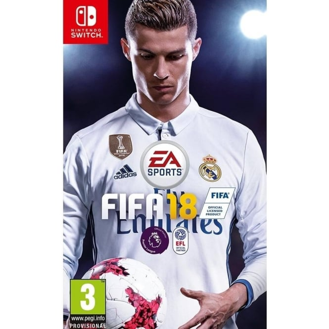Electronic Arts FIFA 18 Nintendo Switch