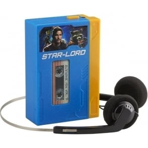 GG-120 Marvel Guardians of The Galaxy Starlord Replica Walkman MP3 Player and Voice Recorder
