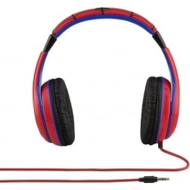 Marvel Spiderman Youth Over the Ear Wired Headphones