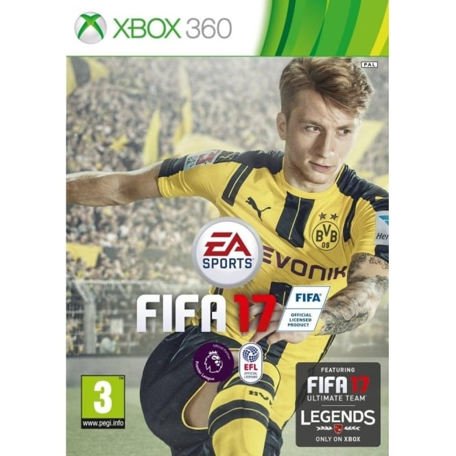 Electronic Arts FIFA 17 - Standard Edition Xbox 360
