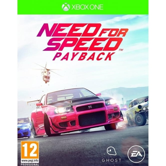 Electronic Arts Need For Speed PayBack Xbox One