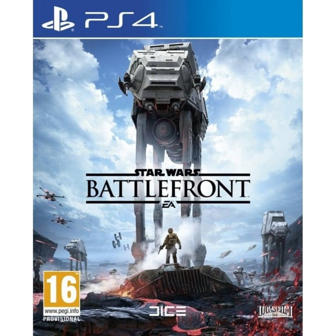 Electronic Arts PS4 Star Wars: Battlefront