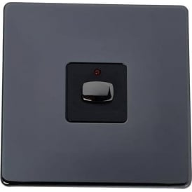 MIHO024 Mi|Home Light Switch, Black Nickel