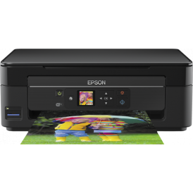 Compact Wireless Colour Printer
