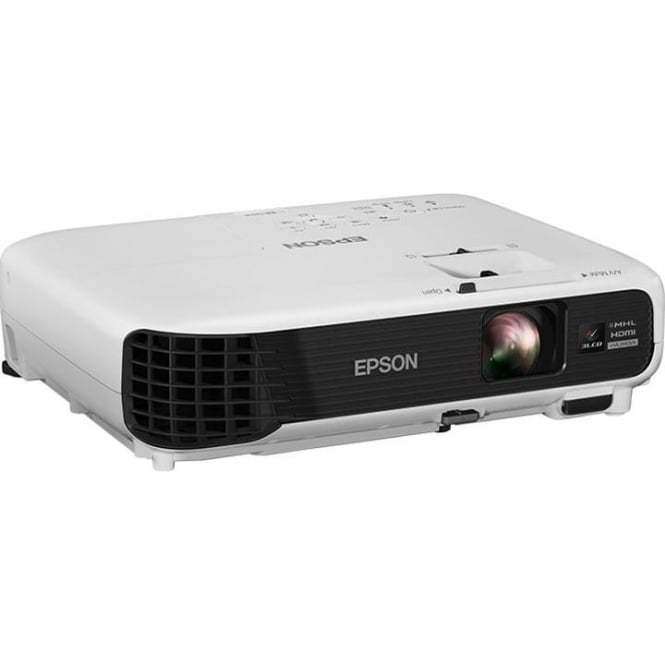 Epson EBU04 Home and Office Projector  with 3LCD Technology