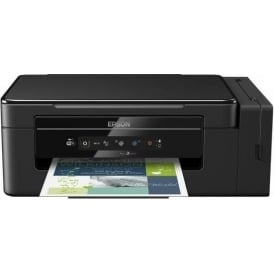 Ecotank ET-2600 Three-In-One Wi-Fi Printer with High Capacity Integrated Ink Tank System & 2 Years Ink Supply Included