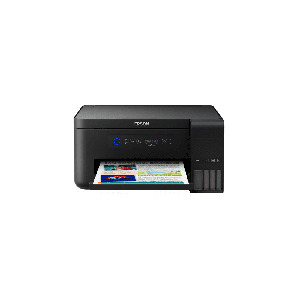 Epson Expression ET-2700 EcoTank Wireless Colour All-in-One Supertank  Printer with Scanner and Copier