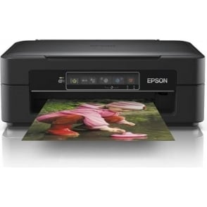 Expression Home XP-245 All-in-One Wi-Fi Printer, Black