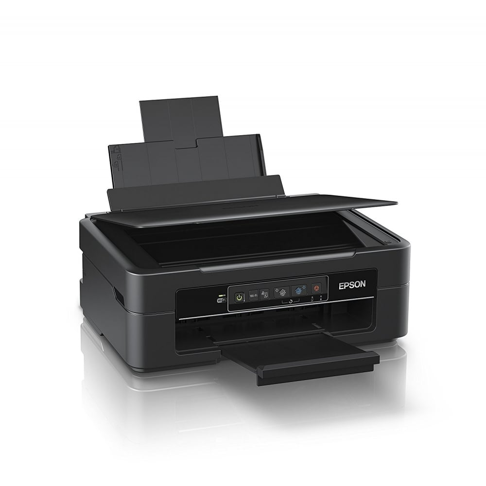 epson expression home xp 245 all in one wi fi printer black epson from uk. Black Bedroom Furniture Sets. Home Design Ideas