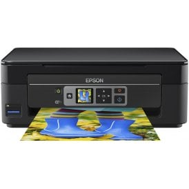 Expression Home XP-352 Small-in-one Printer with LCD Screen, Black