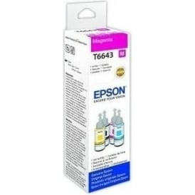 T66434 EcoTank Magenta Inkjet Cartridge 70ml