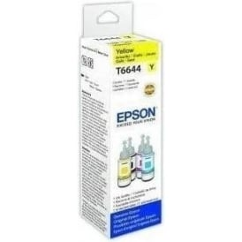T6644 EcoTank Yellow Inkjet Cartridge 70ml