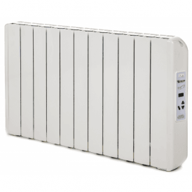 1210W Digitally Controlled Ecogreen Heater, White