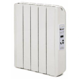 550W Digitally Controlled Ecogreen Heater, White