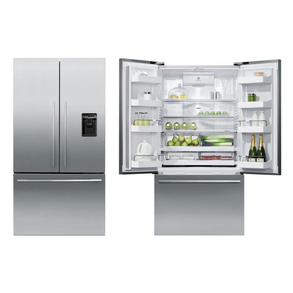 fisher amp paykel rf540adusx4 american style fridge freezer