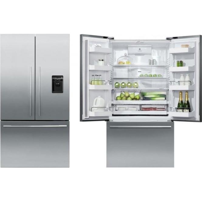 Fisher&Paykel RF540ADUSX4 American Style Fridge Freezer