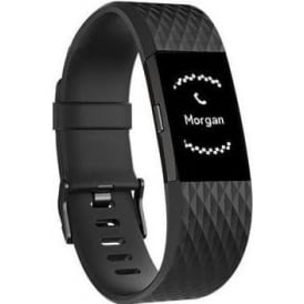 Charge 2 Heart Rate & Fitness Wristband