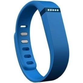 FB401BU Flex Wireless Activity Plus Sleep Wristband, Blue