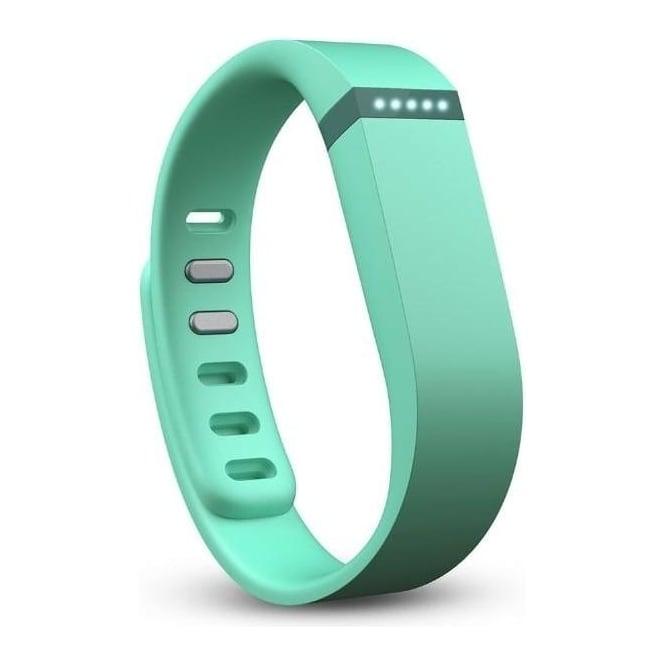 Fitbit FB401TL Flex Wireless Activity Plus Sleep Wristband, Teal