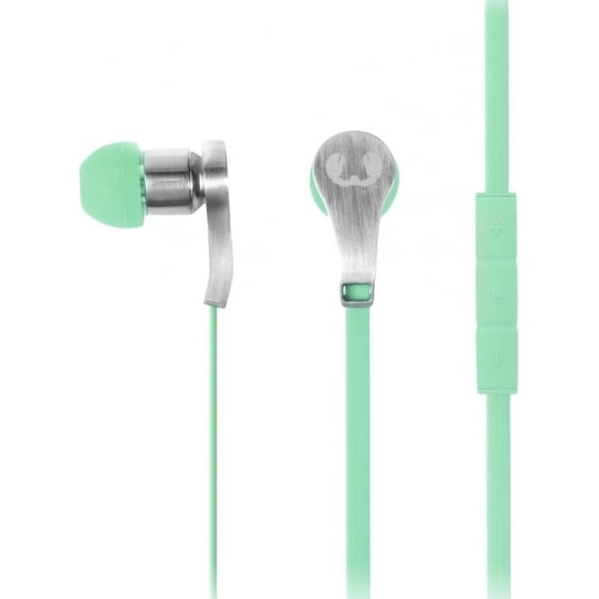Fresh 'n Rebel Lace Earbuds Headphones, Peppermint