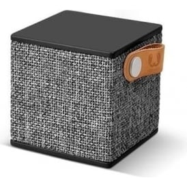 Rockbox Cube Fabriq Edition Portable Wireless Bluetooth Speaker