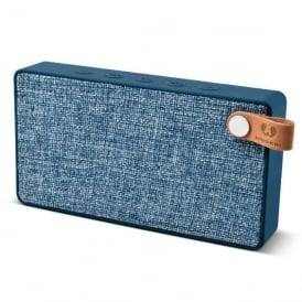 Slice Fabriq Edition Wireless Bluetooth Speaker, Indigo