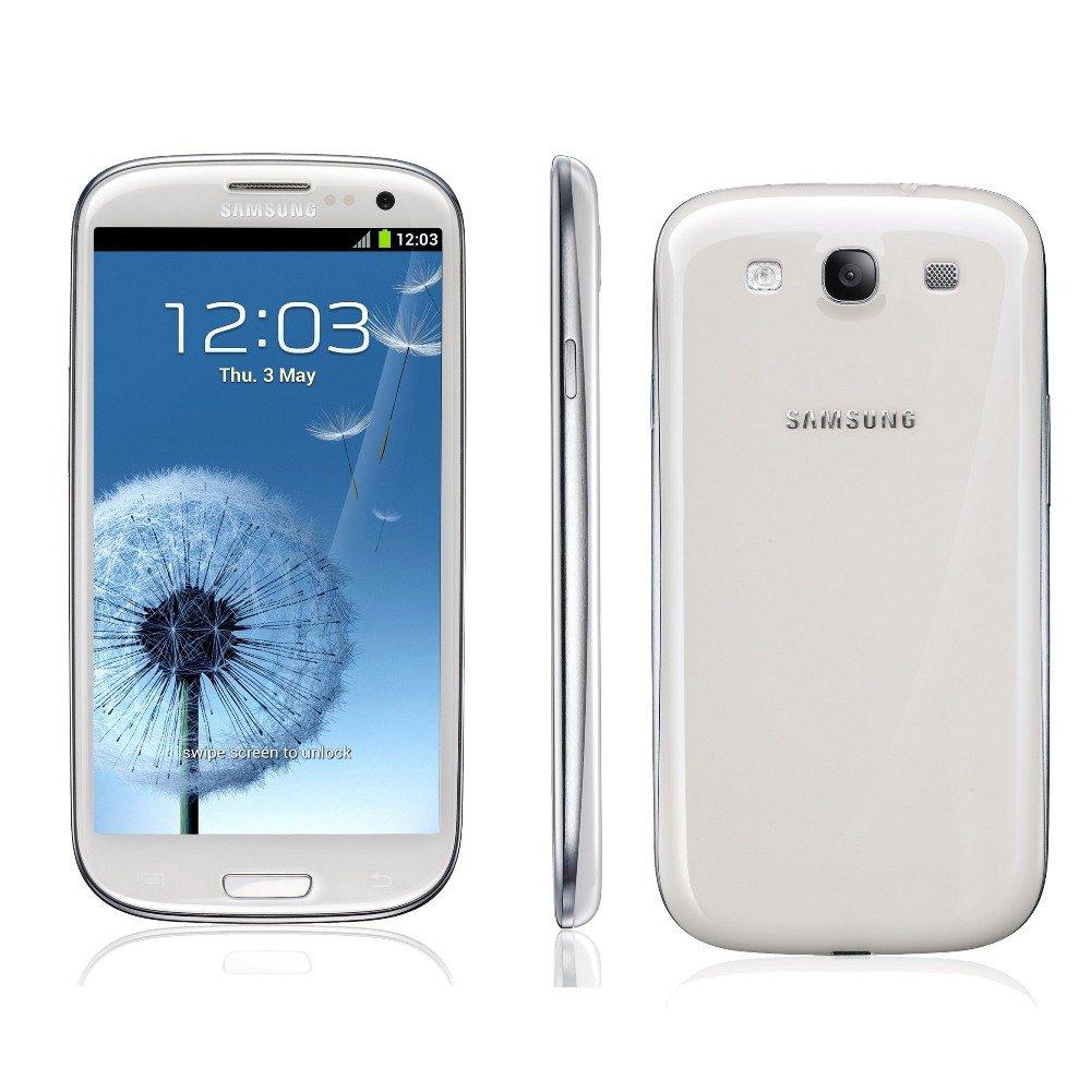 Samsung Galaxy S III Unlocked Smartphone White | Samsung ...