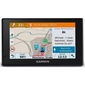 "DriveSmart 51 LMT-S 5"" Sat Nav with Lifetime Map Updates"