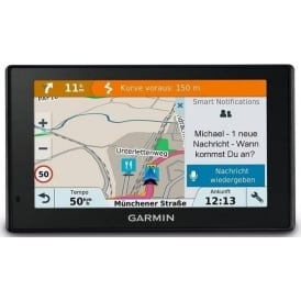 "DriveSmart 51 LMT-S 5"" Sat Nav with Lifetime Map Updates"