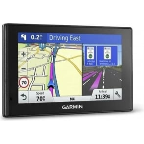 DriveSmart 70LMT-D UK And Europe 7 inch Sat Nav With Free Lifetime Maps