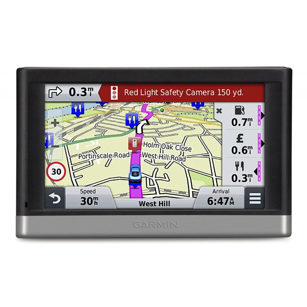 Garmin Nuvi 2598lmt D 5 Sat Nav With Uk And Full Europe