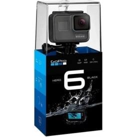 HERO6 Action Camera, Black