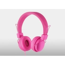 Volume Control On-ear Headphones