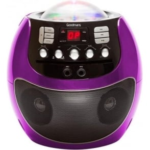 XB9CDG Karaoke Machine with LED Lights