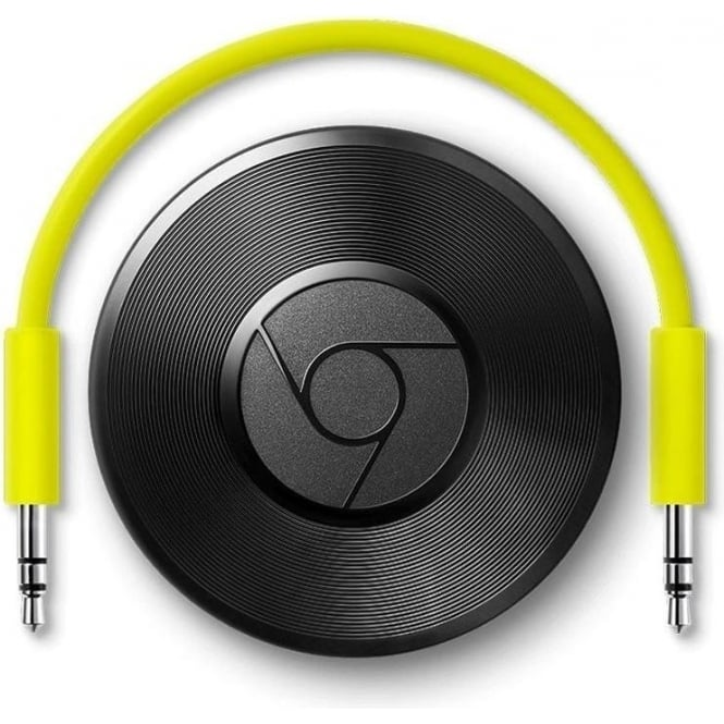 Google Chromecast Audio Media Music WiFi Wireless Streamer