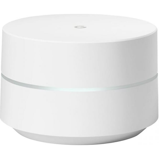 Google Wi-Fi, 4GB eMMC Flash Storage, 512MB RAM, One Pack