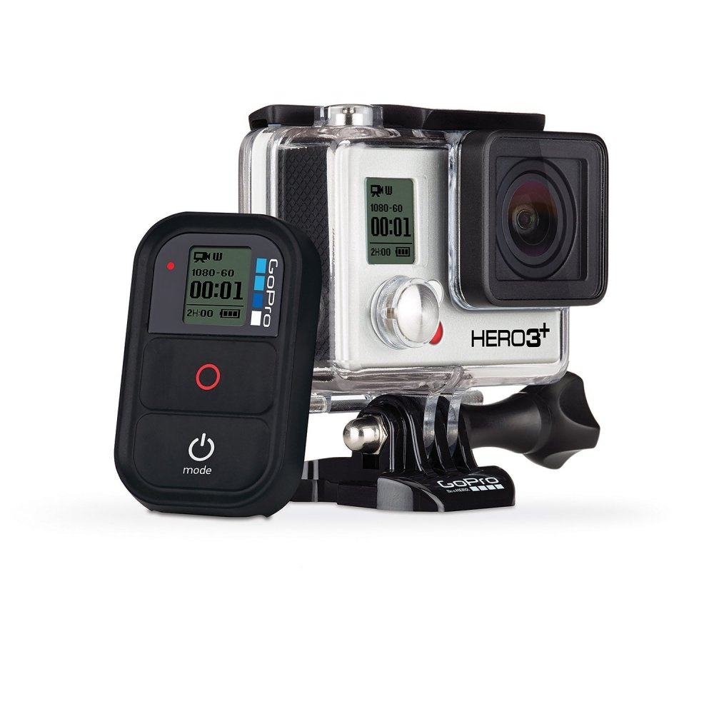 GoPro Hero 4 Action Camera Black Edition